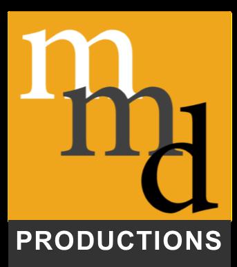 MMD Productions Logo